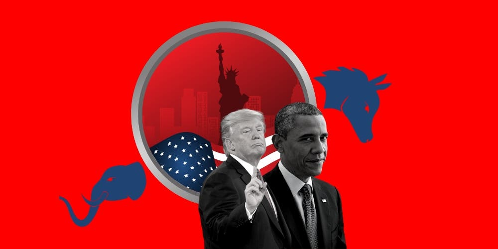 Obamagate is Trump's election fantasy
