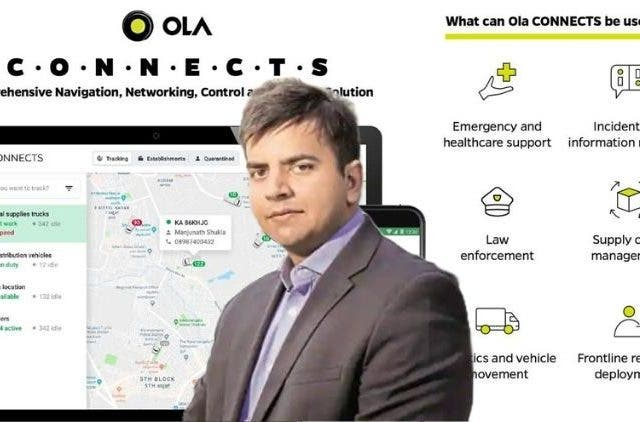 Ola Connects COVID-19