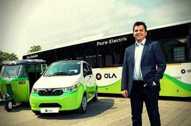 Ola-Electric-Softbank-Unicorn-Companies-Business-DKODING