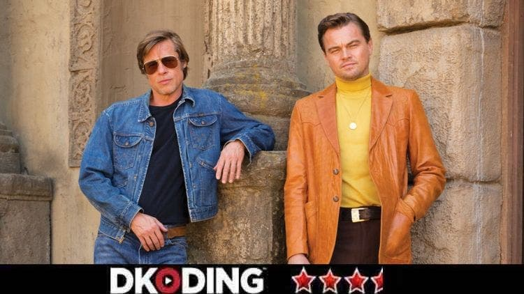 DKODING Review- Once Upon A Time In Hollywood. Tarantino Is Back With A Bang.
