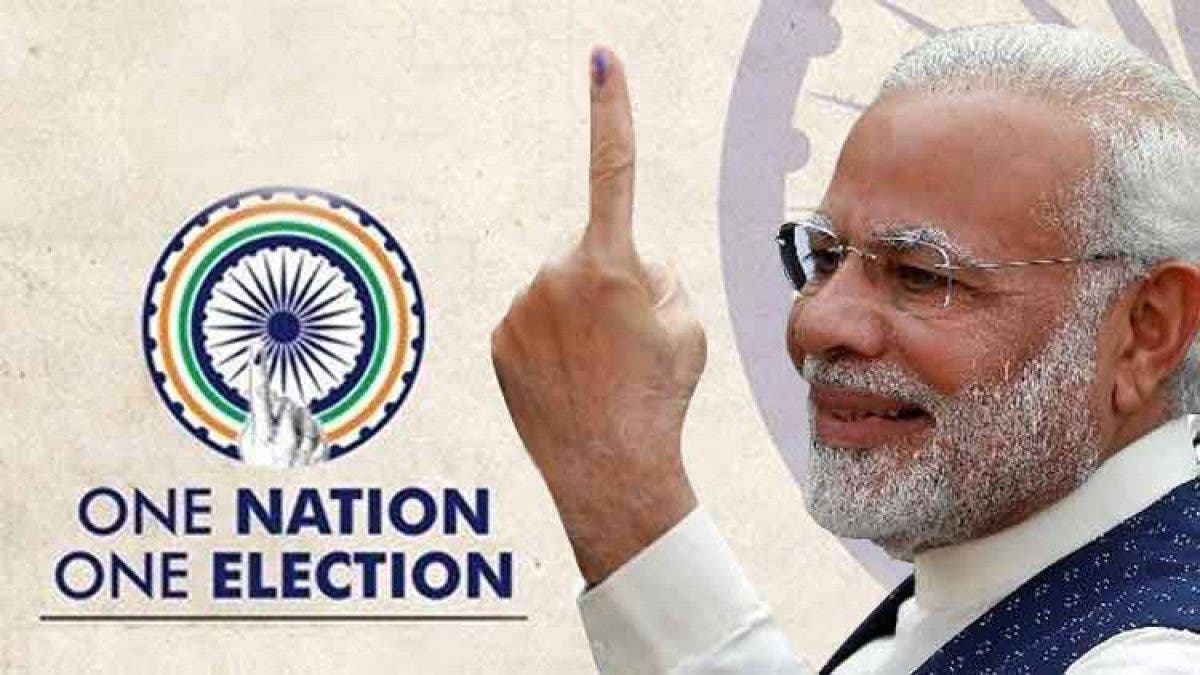 Centre racks up efforts to implement 'One Nation, One Election' policy - DKODING