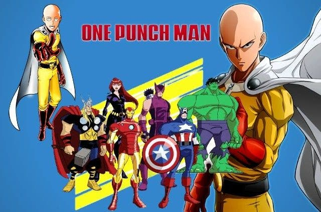 One Punch Man season 3 by Marvel