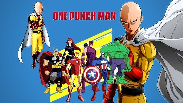 Marvel To Take Over One Punch Man For Season 3