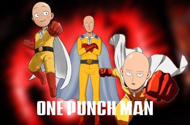 One-Punch Man Season 3