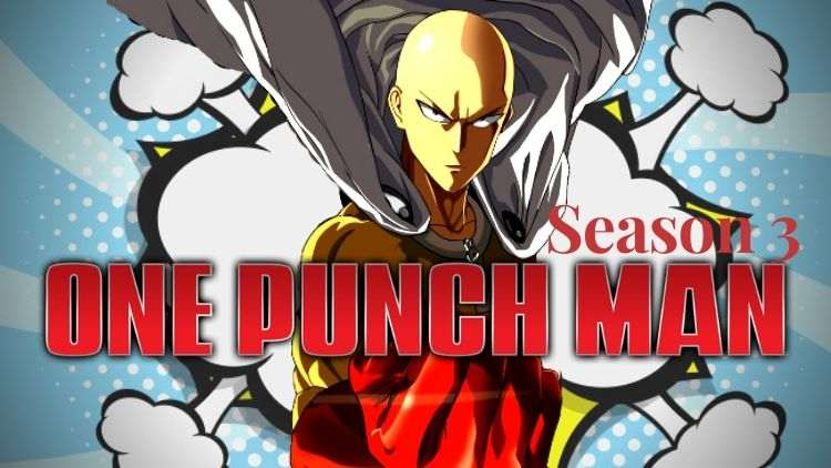 Countdown To One Punch Man Season 3 Begins: Release Date Confirmation