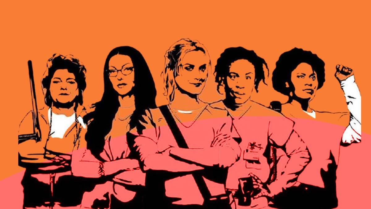 Orange Is The New Black real-life events