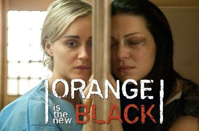 Orange is the new black Season 8 DKODING