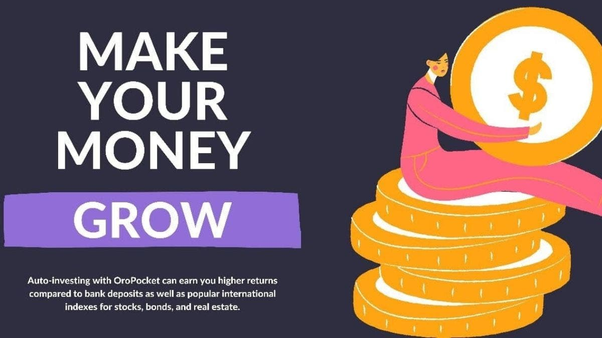 OroPocket Introduces Auto-Invest Plan (AIP) with Tokenized GOLD & SILVER