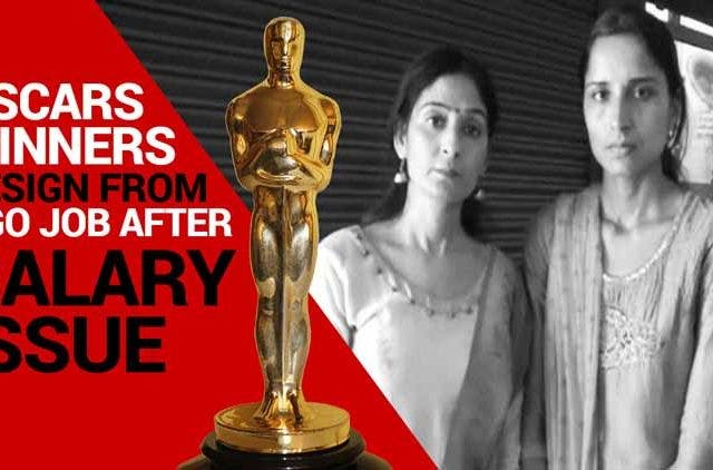 Oscars-Winners-Resign-From-NGO-Job-After-Continuous-Salary -Issue-videos-DKODING