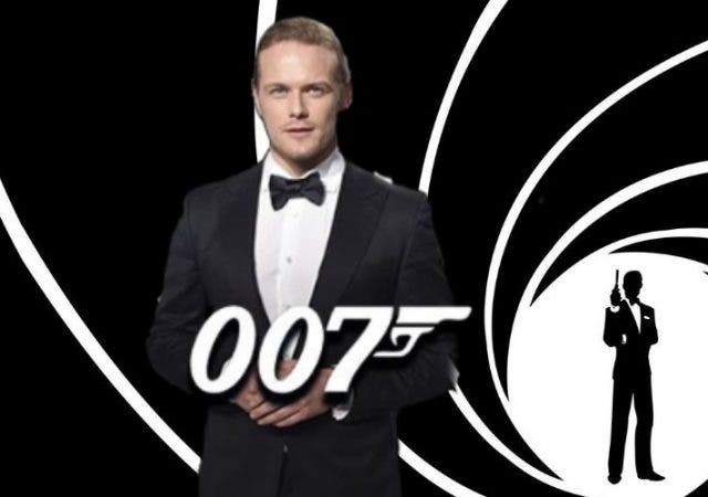 Outlander Star Sam To Play Next James Bond