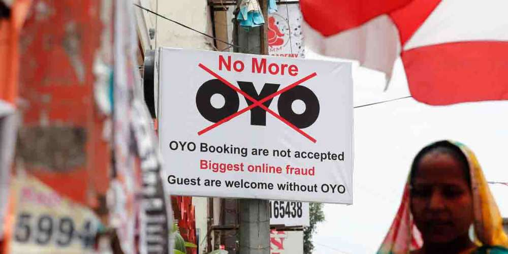 SoftBank Should Be Wary Of Oyo Becoming Another WeWork