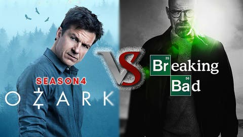 Image result for breaking bad and Ozark