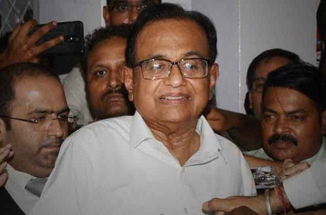 P Chidambaram-Arrested-By-CBI-Videos-DKODING