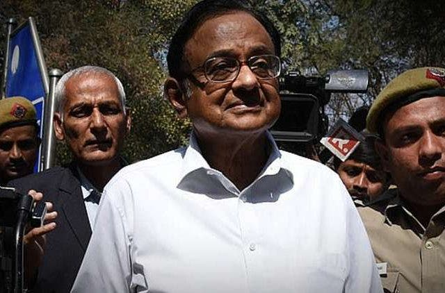P-Chidambaram-INX-Media-India-Politics-DKODING