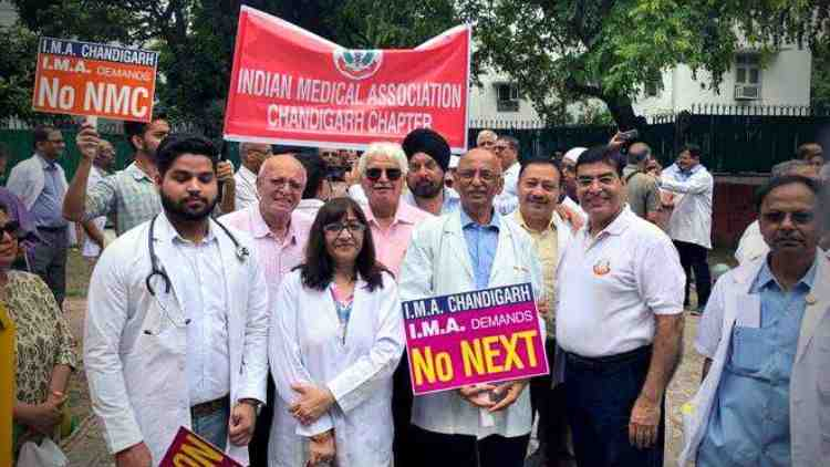 PGIMER-Chandigarh-To-Join-Protest-By-IMA-Over-NMC-Bill-India-Politics-DKODING