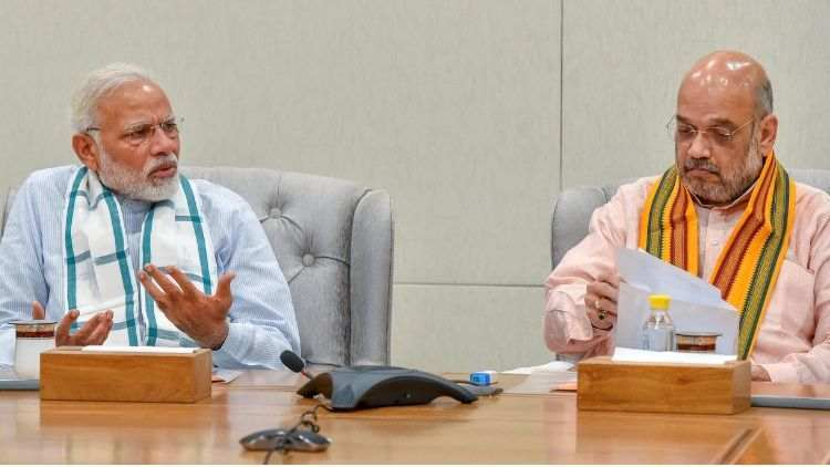 PM-Modi-Amit-Shah-Hold-Extensive-Discussion-Around-hours-India-Politics-DKODING