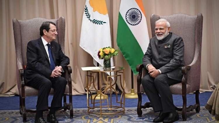 PM-Modi-Cyprus-President-Global-Politics-DKODING