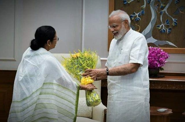 PM Modi And Mamata Banerjee Meet Delhi Politics DKODING