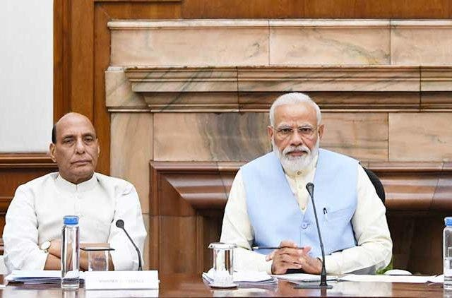 PM-Modi-Rajnath-Singh-india-Politics-DKODING