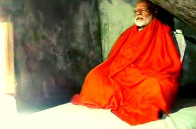 PM-Modi-Reaches-Kedarnath-To-Meditate-India-Politics-DKODING