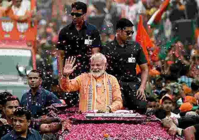 PM-Modi-To-File-Nomination-On-26-April-India-Politics-DKODING