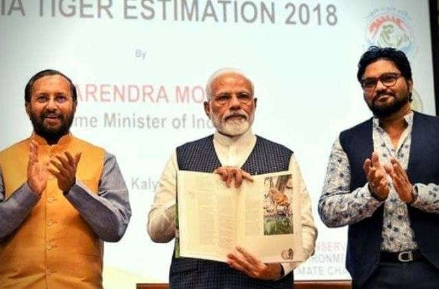 PM-Modi-With-Close-To 3,000-Tigers-International-Tiger-Day-More-News-DKODING