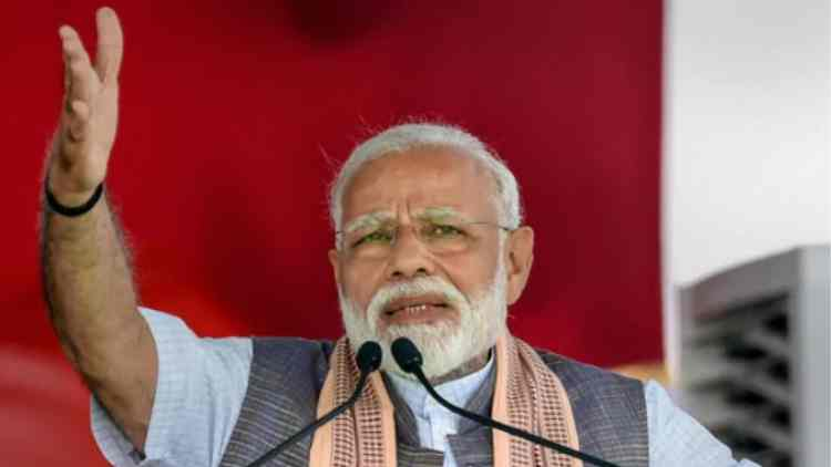 PM-Modi-accuses-Congress-for-missing-the-golden-opportunity-to-resolve-J&K-issue-india-politics-DKODING