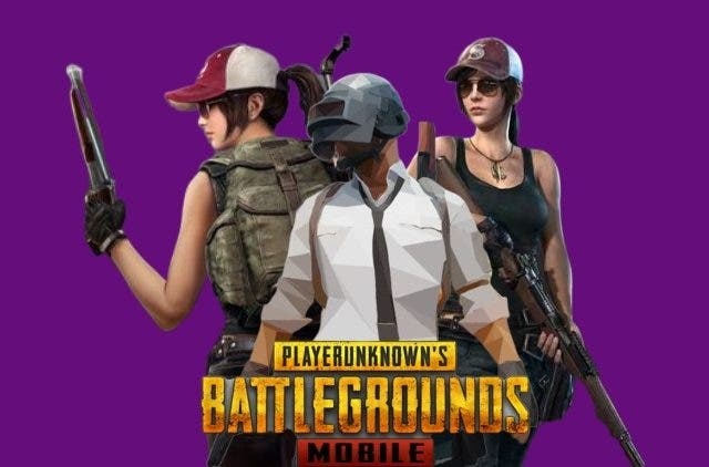 PUBG Battle Royale