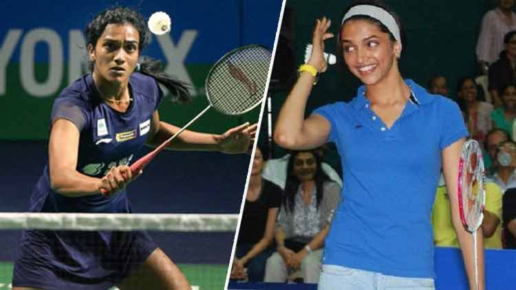 PV Sindhu-Deepika Padukone to play her role in biopic-Bollywood-Entertainment-DKODING