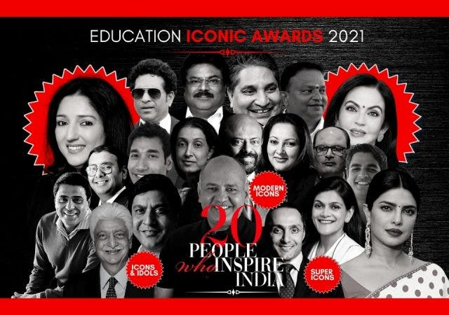 People Who Inspire India PWI Education Iconic Awards 2021