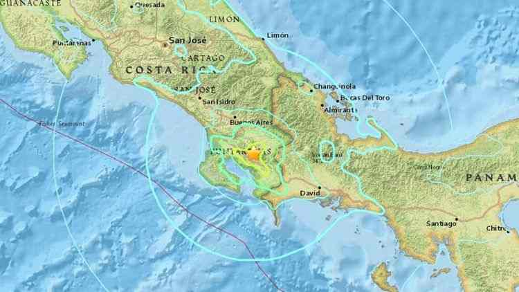 Panama-costa-rica-earthquake-june-2019-trending-today-DKODING