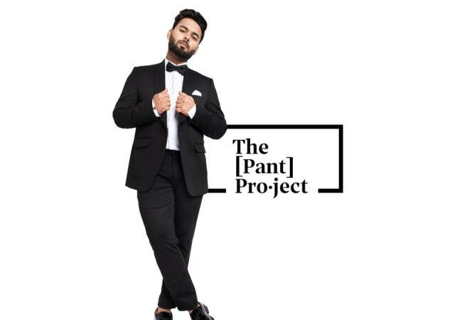 The Pant Project & Indian Cricket Star Rishabh Pant Team Up To Launch The PanT20 Collection