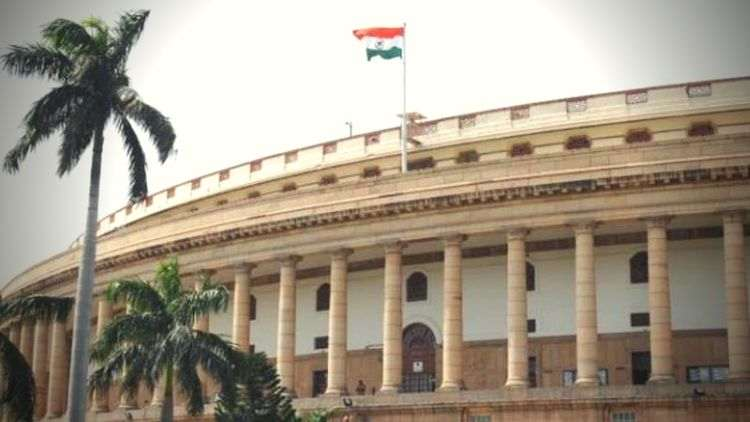 Parliament-Adopts-India-Politics-DKODING