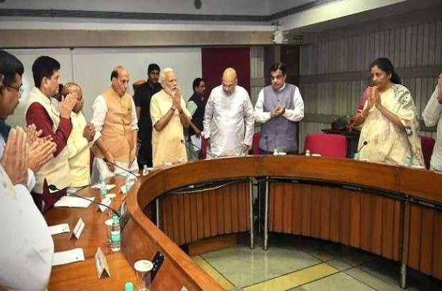 Parliamentary-Party-Meeting-India-Politics-DKODING