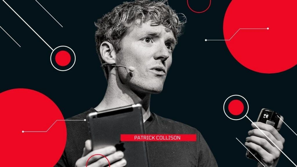 Patrick Collison - Richest Millennials in the World in 2021