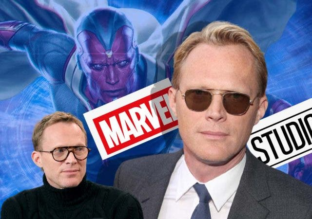 Paul Bettany leaks how White Vision will return in the MCU