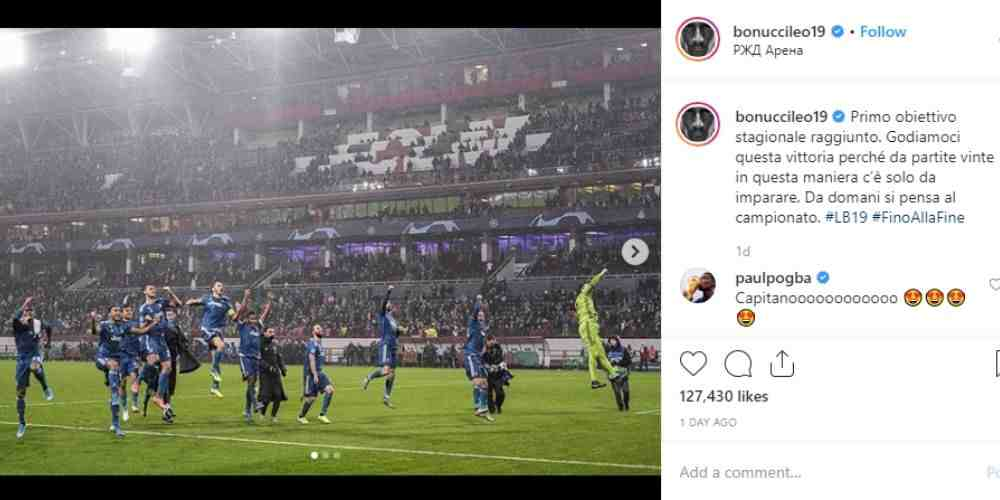 Paul Pogba Comment Instagram Football Sports DKODING