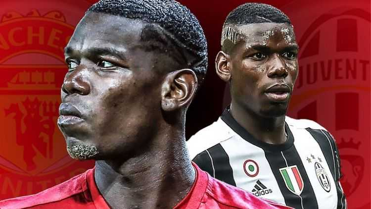 Paul Pogba Manchester United Juventus Football Sports DKODING