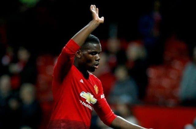 Man United's Paul Pogba is forcing a move to Real Madrid in January 2020