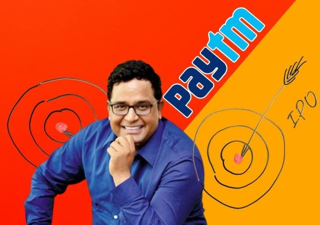 Paytm Board Gives Nod To Raise $220 Billion Via IPO; Share Price Doubles Up