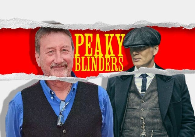Steven Knight will take forward 'Peaky Blinders' franchise without Tommy Shelby