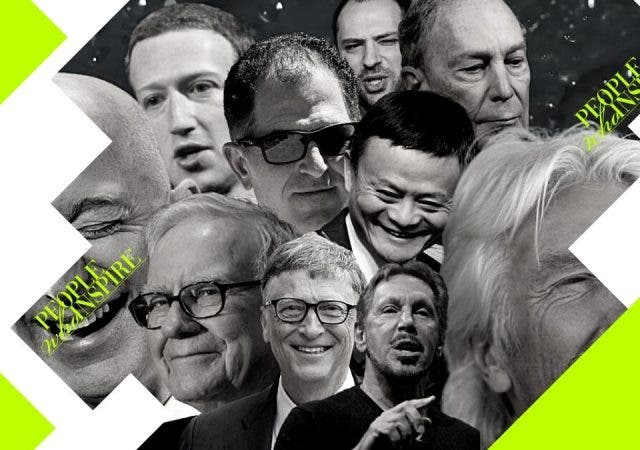 The Top 10 Self-Made Billionaires — People Who Inspire The World