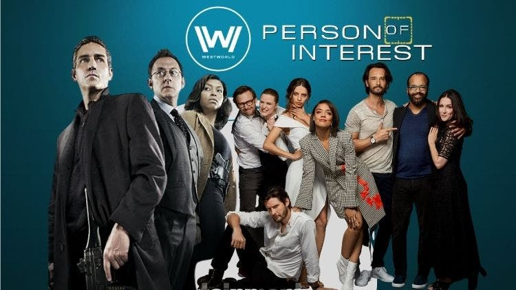 The crossover between Person of Interest and Westworld