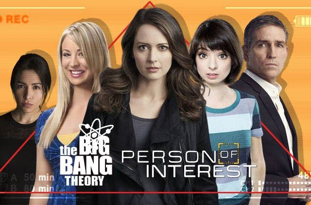 Person Of Interest' and TBBT reboot on CBS network