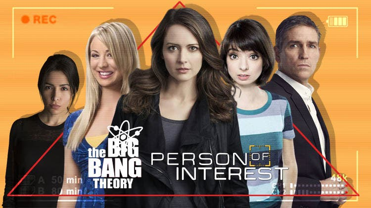 CBS Network Plans On Rebooting Person Of Interest And Big Bang Theory