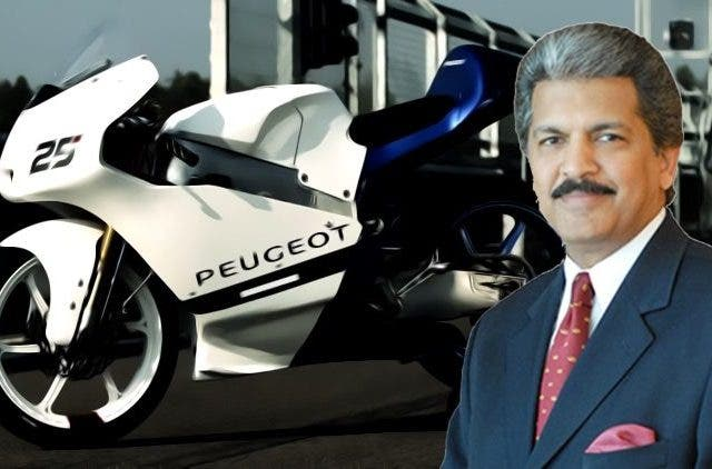 Peugeot-Motorcycles-Anand-Mahindra-Companies-Business-DKODING