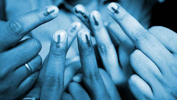 Phase-6-Sees-Massive-Turnouts-In-Bengal-Delhi-Voters-Preferred-Sleep-India-Politics-DKODING