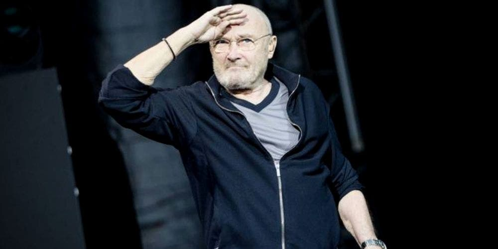 Phil Collins Trending Today DKODING