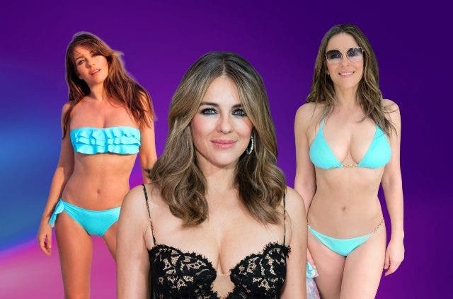 Photos of Elizabeth Hurley DKODING