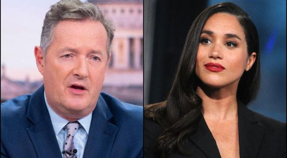 Piers Morgan admitted that he went too far to criticize Meghan Markle